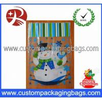 Buy cheap OEM Recyclable Plastic Treat Bags Anti-Static Die Cut Handle For Dried Food from wholesalers