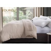 Buy cheap 100% Cotton 400TC Hilton Hotel Quality Bed Linen Quilt Cover Set from wholesalers