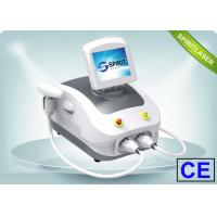 Buy cheap Permanent Beauty Equipment 2 In 1 Hair Laser Removal Machine With 2 Handpieces from wholesalers