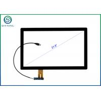 Buy cheap 21.5 16:9 Multi-touch Capacitive Screen For Point of Sale Equipment With ILI2302 USB Controller from wholesalers