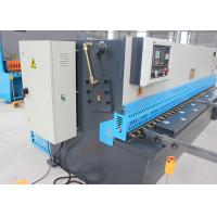 Industrial Hydraulic Shearing Machine Sequence Repeat Function QC12Y-12x4000