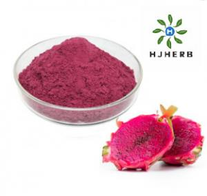 China Whitening Skin Freeze Dried Red Dragon Fruit Extract Powder on sale