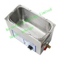 Buy cheap 6L Dental Ultrasonic Cleaner Jewelry Ultrasonic Cleaner ultrasound cleaners from wholesalers