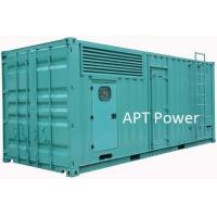 Buy cheap High Performance Perkins Generator Set Durable 400 / 230V 50HZ Frequency from wholesalers
