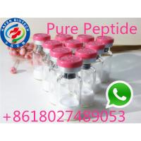 Buy cheap 100% Factory Direct Supply Pure Polypeptide Ghrp-6 (5mg/vial) CAS 87616-84-0 from wholesalers
