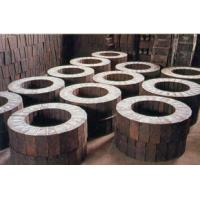 Buy cheap Shape Special Mg Magnesia Bricks for Copper furnace , 230 x 114 x 65mm product