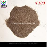 Buy cheap Metalizing And Welding Material Brown Aluminum Oxide With 1.72-1.95g/Cm3 Bulk Density from wholesalers