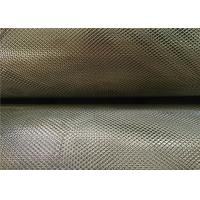 Buy cheap 3 X 5 Mm Zinc Coated Steel Expanded Metal Mesh 0.4Mm Thickness 18Kg Per Roll from wholesalers