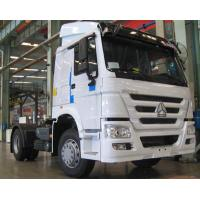 Buy cheap SINOTRUK Howo 290 to 430 hp Tractor Head Trucks with German ZF steering from wholesalers