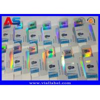 Buy cheap Primobolan 10ml Vial Boxes Laser Holographite Printing Euro Gen Rx Deisgn from wholesalers