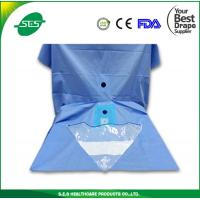 Chinese wholesale Surgical Urology Drape With Finger-cot