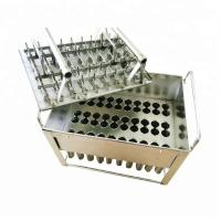 Buy cheap Stainless Steel Frozen Yogurt Ice Cream Ice Pop Freezer Mould from wholesalers