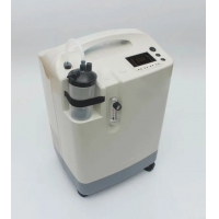 Buy cheap portable or mobile oxygen concentrator and oxygen generator with 5 Liter for home use and medical use from wholesalers
