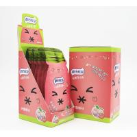 Buy cheap 16g Peach Flavor Sugar free mint candy in sachets pack Best seller in 7-11 product