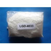 Buy cheap Body Supplements Sarms Steroids LGD 4033 Ligandrol 1165910-22-4 Androgen Receptor Powder from wholesalers