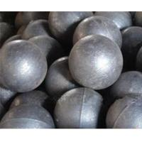Buy cheap Media Mining Forged Steel Grinding Balls Of High Hardness And Resistance Hardness  >  48HRC product