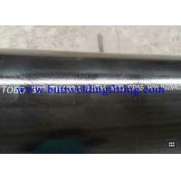 Buy cheap Welded Seamless API Carbon Steel Pipe / ERW Line Pipe / ASTM A178 Fire Pipe from wholesalers