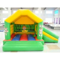 Buy cheap Inflatable Bounce Jumper with Inflatable Slide  Party Jumper  kids Inflatable Playground from wholesalers