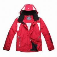 Buy cheap Ski Wear, Available in Blue and White with 120g Cotton Padding from wholesalers