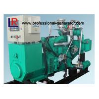 Buy cheap Electric Small 50kw Wood Gas Power Plant Natural Gas Generators 3 Phase Powered by New Energy product