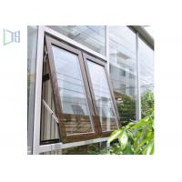 Buy cheap High Performance Aluminum Awning Window / Top Hung Roof Window product
