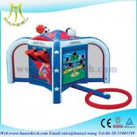Buy cheap Hansel PVC commercial outdoor inflatable ball games inflatable ball filed from wholesalers