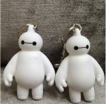 Buy cheap Disney Fashion Key Chains Big Hero6 Baymax Big White Cute Cartoon Frozen Key Finders Key R from wholesalers