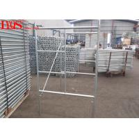 Buy cheap Size 3'×4' Ladder Frame Scaffolding 3'×4' Standard Sizes For Construction from wholesalers