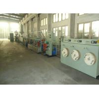 Buy cheap PP Strapping Band Machine , Single Screw Strap Banding Machine from wholesalers