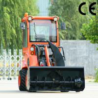Buy cheap wheel loader with telescopic extend boom DY840 product