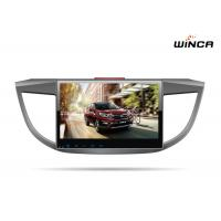 Buy cheap Touch Screen Honda GPS Navigation 2007- 2011 Audio Honda Crv Dvd Player from wholesalers