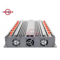 Buy cheap Walkie - Talkie Network Signal Jammer Power Adjustable Function 395*238*60mm Size from wholesalers