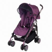 Buy cheap Baby Stroller with Aluminum Frame, Travel System, Compact Design from wholesalers
