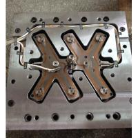 Buy cheap Hot Runner Dual Injection Molding , Custom Injection Molds with HDPE / PVC / PMMA from wholesalers