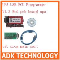 Buy cheap UPA USB ECU Programmer V1.3 Red pcb board upa usb prog main part from wholesalers