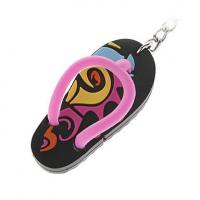 Buy cheap Customized USB flash drive 8gb Beach Sandle Style Thumb pendrive Promotional from wholesalers
