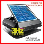 China solar attic fan on sale