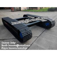 Buy cheap Custom design 1-60 ton Steel track undercarriage (KST series) from wholesalers