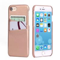 Buy cheap PU + TPU Shockproof Cell Phone Leather Cases For Apple IPhone 7 SGS Approval from wholesalers