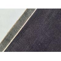Buy cheap 32 Inches Cotton Black Denim Fabric, Lady Dresses Colored Denim Fabric from wholesalers