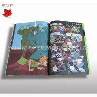 Buy cheap Magazine Catalogue Printing Services With Full Color Art Paper from wholesalers