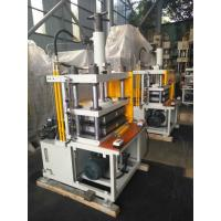 Buy cheap Emboss Shaping Hydraulic Heat Press Set Up Hardware Mould Available 20T from wholesalers