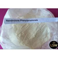 Buy cheap Natural Raw Steroid Powders CAS 62-90-8 Nandrolone Phenylpropionate / Durabolin from wholesalers