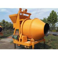 Buy cheap 450L Mobile Portable Concrete Mixer 11kw Mixing Motor With 1900kg Weight from wholesalers