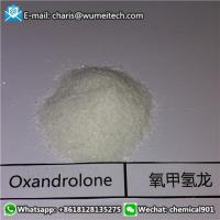 Buy cheap High purity Oxandrolone / Anavar anabolic steroid for bodybuilding CAS 53-39-4 product