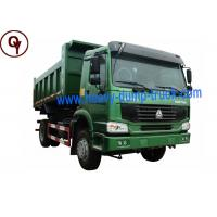 Buy cheap Chinese Sinotruck Howo 6wheel dump tipper truck capaicty for sale product