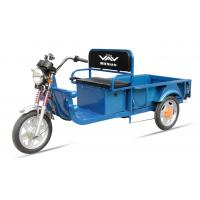 Buy cheap 700W Electric Assist Tricycle , Aowa Heavy Duty Adult Tricycle Speed 30Km / H from wholesalers