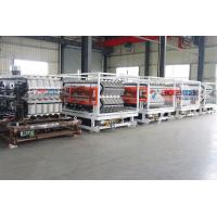 Buy cheap 880mm/1040mm Glazed Tile Roof Roll Forming Machine for Customized Plastic Colorful Roofing from wholesalers