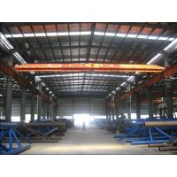 Buy cheap Electric Overhead Bridge Crane Monorail Workshop Steel Bulding Lifting from wholesalers
