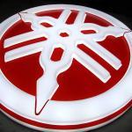 Buy cheap Vacuum coating molding led Snack Bar 3D light box from wholesalers